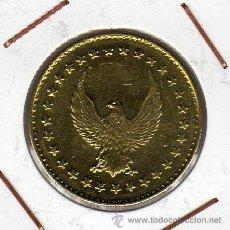 Monedas locales: TOKEN AMERICANO NO CASH VALUE ( AGUILA ) EBC+. Lote 44038827