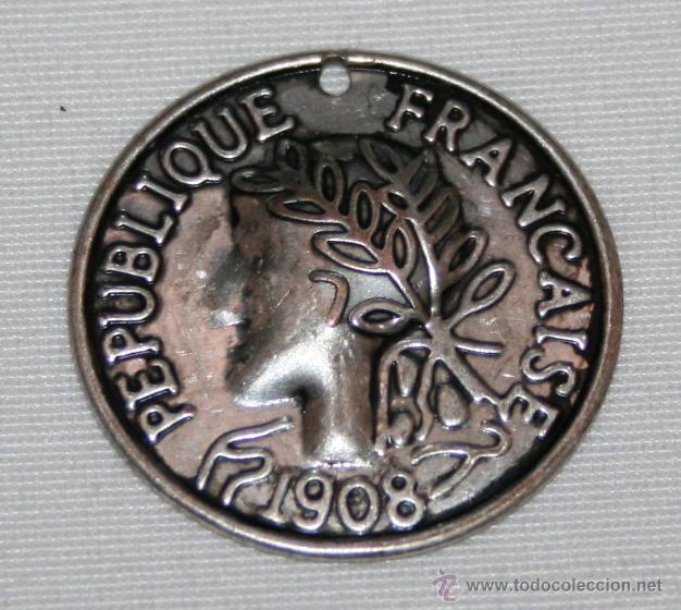 Republique francaise 1908 как найти рубль 2003