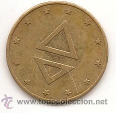 FICHA (Numismática - España Modernas y Contemporáneas - Locales y Fichas Dinerarias y Comerciales)