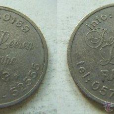 Monedas locales: FICHA O TOKEN . Lote 46008340