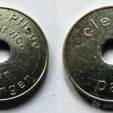 Monedas locales: FICHA CLEAN PARK. Lote 46175347