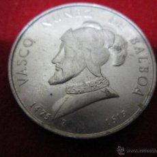 Monedas locales: FICHA VASCO NUÑEZ DE BALBOA 1473 1514. Lote 46440510
