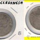Monedas locales: C122-PUIGCERDÁ. COOPERATIVA DE CONSUMO. LA MUTUA PUIGCERDANESA. PESETA. ESCASA.. Lote 37553297