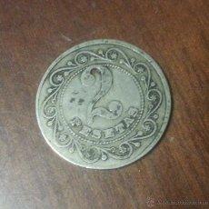 Monedas locales - Ficha 2 pesetas CM - 49510514
