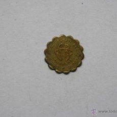 Monedas locales: COOPERATIVA AURRERA, 1 PESETA.. Lote 50482918