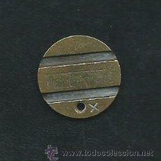 Monedas locales: FICHA TELEFONOS PUNTOS, T Y X. Lote 50492307