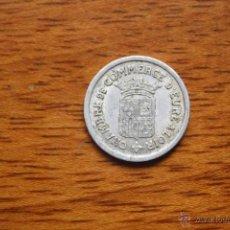 Monedas locales: CAMARA DE COMERCIO DE EURE Y LOIR- 5 CENTS 1922. Lote 50596927
