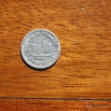 Monedas locales: SOCIEDAD DE COMERCIO DE LA ROCHELLE, 1922. Lote 50617980