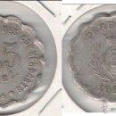 Monedas locales: FICHA DE LA CÁMARA SINDICAL DE COMERCIO DE 25 CÉNTIMOS DE 1921. (C120).. Lote 51106701