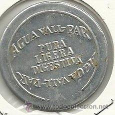 Monedas locales: (FCP-18)FICHA DE 10 CTS.AGUA VALL-PAR. Lote 51137755