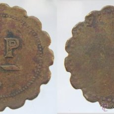 Monedas locales: RARA FICHA 30MM. Lote 51211341
