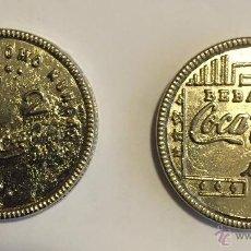 Monedas locales: TOKEN COCA-COLA LIGHT. Lote 146538277