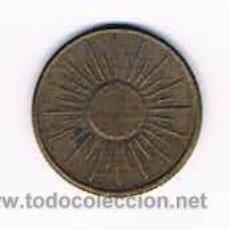 Monedas locales: FICHA DINERARIA MONEDA EMPRESA SOL DINERO COMERCIAL. Lote 51563796