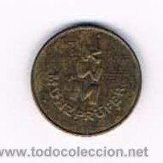 Monedas locales: FICHA DINERARIA MONEDA EMPRESA KWMMUNZPRUFER DINERO COMERCIAL. Lote 51563845