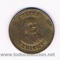 Monedas locales: FICHA DINERARIA MONEDA EMPRESA DIEKA KRUISWEG DINERO COMERCIAL. Lote 51564068