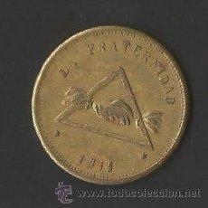 Monedas locales: COOPERATIVA LA FRATERNIDAD - BARCELONETA - 10 CÉNTIMOS - 1915. Lote 51675119