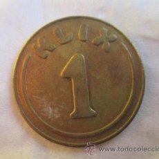 Monedas locales: FICHA, TOKEN / KLIX 1. . Lote 52317327