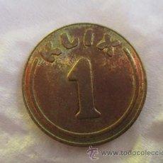 Monedas locales: FICHA, TOKEN / KLIX 1. . Lote 52317567