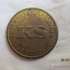 Monedas locales: FICHA: KS. Lote 52330996