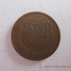 Monedas locales: FICHA, TOKEN, JETÓN JASKI VENDING ( PAISES BAJOS ). Lote 53202291