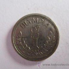 Monedas locales: FICHA: OLYMPIA. Lote 53207769