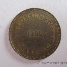 Monedas locales: FICHA O MONEDA:. Lote 53208375