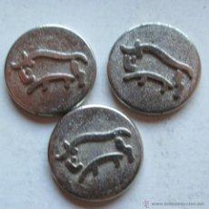 Monedas locales: 3 DE CAJAESPAÑA. Lote 53250529