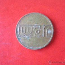 Monedas locales: FICHA DE 20 PENCE INGLESA. Lote 53481281