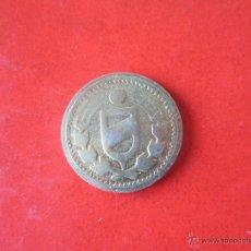 Monedas locales: FICHA SIN CLASIFICAR. Lote 53481644