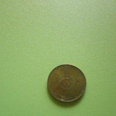 Monedas locales: FICHA DINERARIA MONEDA EMPRESA DINERO COMERCIAL. Lote 54079762