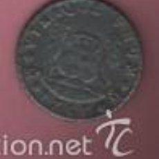 Monedas locales: FICHA DE LA COLE LAS MONEDAS DE LOS BORBONES - FERNANDO VI 1755 COLE ORTIZ. Lote 55146643