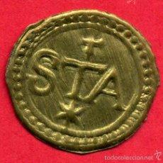 Monedas locales: MONEDA PELLOFA , GIRONA , GERONA , ORIGINAL , ALJ39. Lote 56799701