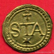 Monedas locales: MONEDA PELLOFA , GIRONA , GERONA , ORIGINAL , ALJ42. Lote 56799753