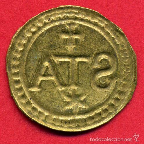 Monedas locales: MONEDA PELLOFA , GIRONA , GERONA , ORIGINAL , ALJ42 - Foto 2 - 56799753