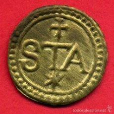 Monedas locales: MONEDA PELLOFA , GIRONA , GERONA , ORIGINAL , ALJ46. Lote 56799801