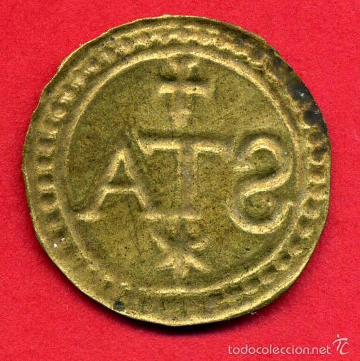 Monedas locales: MONEDA PELLOFA , GIRONA , GERONA , ORIGINAL , ALJ46 - Foto 2 - 56799801