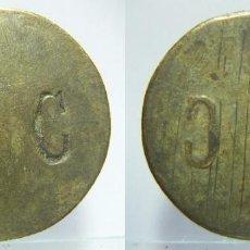 Monedas locales: FICHA DINERARIA A IDENTIFICAR. Lote 57280399