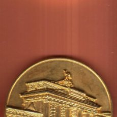 Monedas locales: PRECIOSA MEDALLA BRONCE DE LA SERIE EUROPA (ALEMANIA ) PESO MAS DE 50 GRAMOS VER FOTOS. Lote 57396650