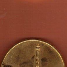 Monedas locales: PRECIOSA MEDALLA BRONCE DE LA SERIE EUROPA ( FRANCIA ) PESO MAS DE 50 GRAMOS VER FOTOS. Lote 57396667