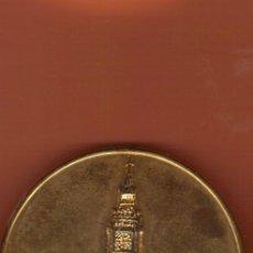 Monedas locales: PRECIOSA MEDALLA BRONCE DE LA SERIE EUROPA ( REINO UNIDO) PESO MAS DE 50 GRAMOS VER FOTOS. Lote 57396678