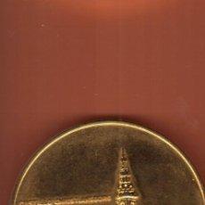 Monedas locales: PRECIOSA MEDALLA BRONCE DE LA SERIE EUROPA ( DINAMARCA) PESO MAS DE 50 GRAMOS VER FOTOS. Lote 57396687