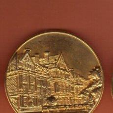 Monedas locales: PRECIOSA MEDALLA BRONCE DE LA SERIE EUROPA ( IRLANDA ) PESO MAS DE 50 GRAMOS VER FOTOS. Lote 57396715