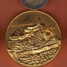 Monedas locales: PRECIOSA MEDALLA BRONCE DE LA SERIE EUROPA ( LUXEMBURGO ) PESO MAS DE 50 GRAMOS VER FOTOS. Lote 57396734