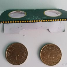 Monedas locales: FICHA MONEDA DEL CASINO DE TENERIFE - 50 PESETAS . Lote 57494303