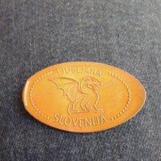 Monedas locales: MONEDA ELONGADA ESLOVENIA. Lote 58210398