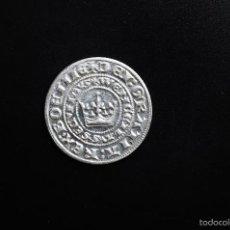 Monedas locales: FICHA - APARENCIA MEDIEVAL - ALUMINIO - MBC. Lote 58638682