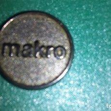 Monedas locales: FICHA-JETON-TOKEN DE JUEGO -MAKRO-. Lote 237071470