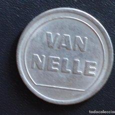 Monedas locales: FICHA - VAN NELLE - RARA. Lote 61799460