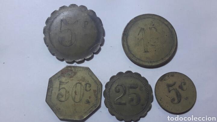 ficha de casino 1 peseta
