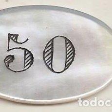 Monedas locales - Ficha antigua de 50 pesetas de Casino - 64024847